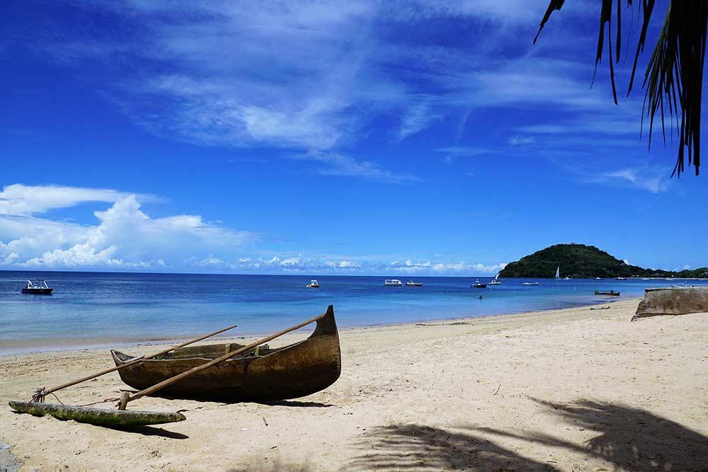 Madagascar : l'île de l'Eau