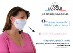 MON MASQUE DE FRANCE