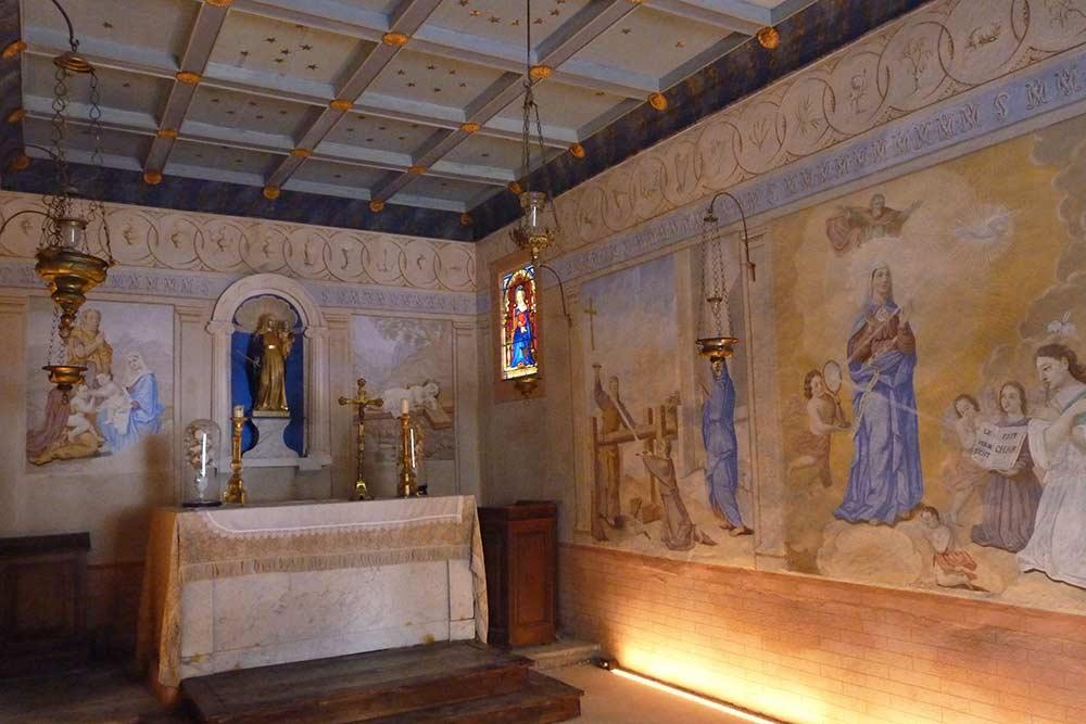 Notre-Dame-de-Nazareth, le sanctuaire de la Sainte-Famille