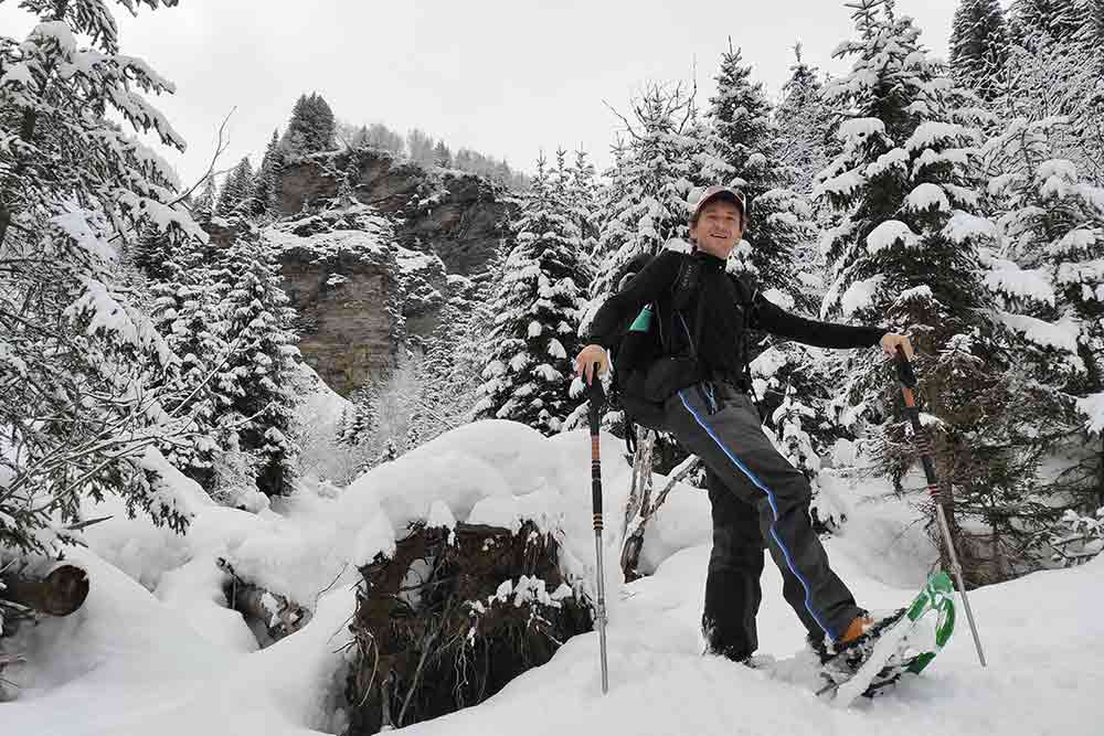 Mégève - Christophe, notre guide