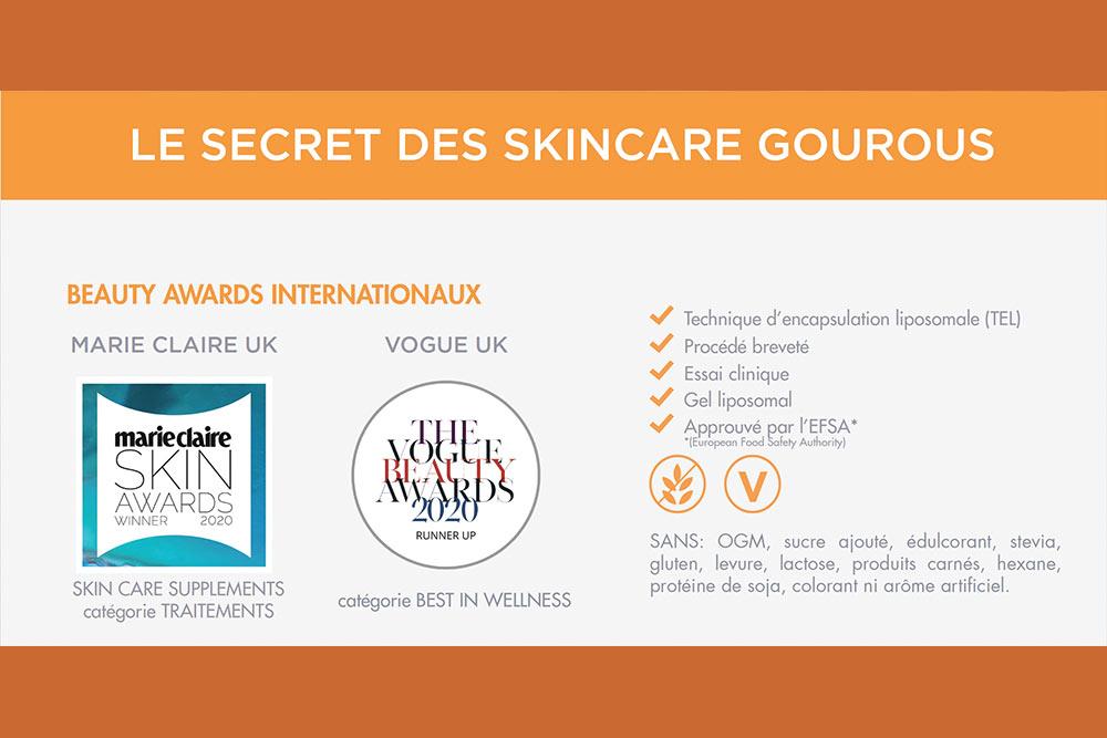 Les secrets de SkinCare Gourous