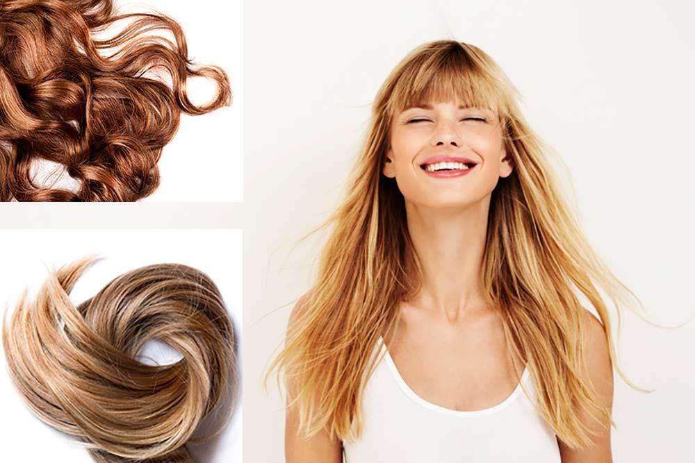 Des beaux cheveux