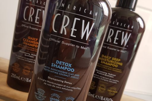 American Crew: une nouvelle collection de soins capillaires encore plus naturelle