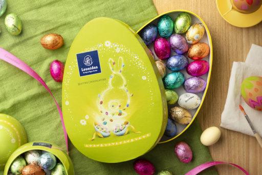 Révillon, Milka, Leonidas... sonnent l'arrivée de Pâques !