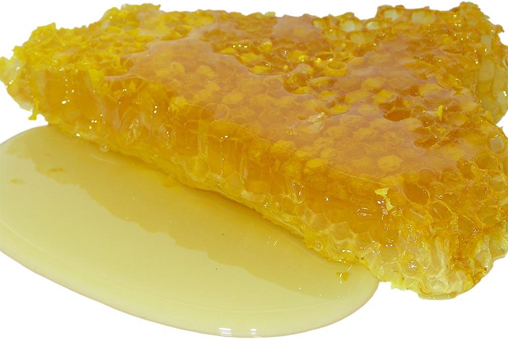 Le Miel est bon pour la peau