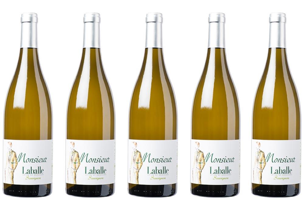 Monsieur, un vin du Domaine de Laballe