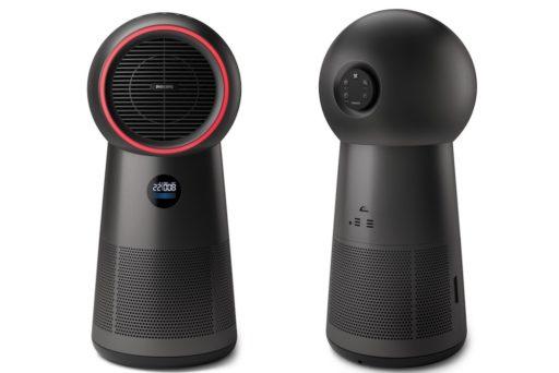 Le purificateur Série 2000 Philips, purificateur d'air, ventilateur et chauffage.