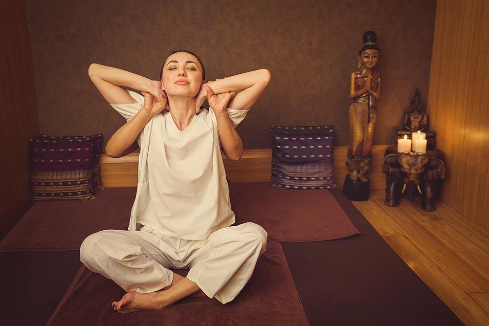 Le Yoga massage - de la Sultane de Saba