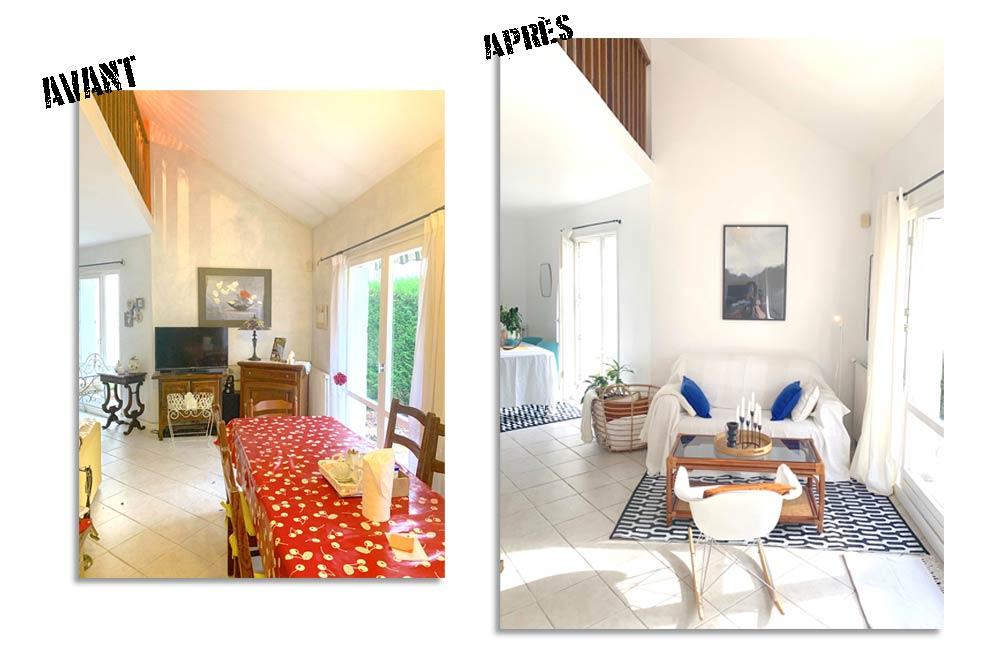 Home Staging - pour vous aider à vendre votre maison ou votre appartement