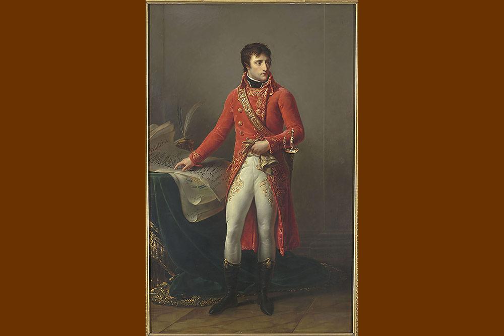 A-J.Gros Bonaparte Ier consul