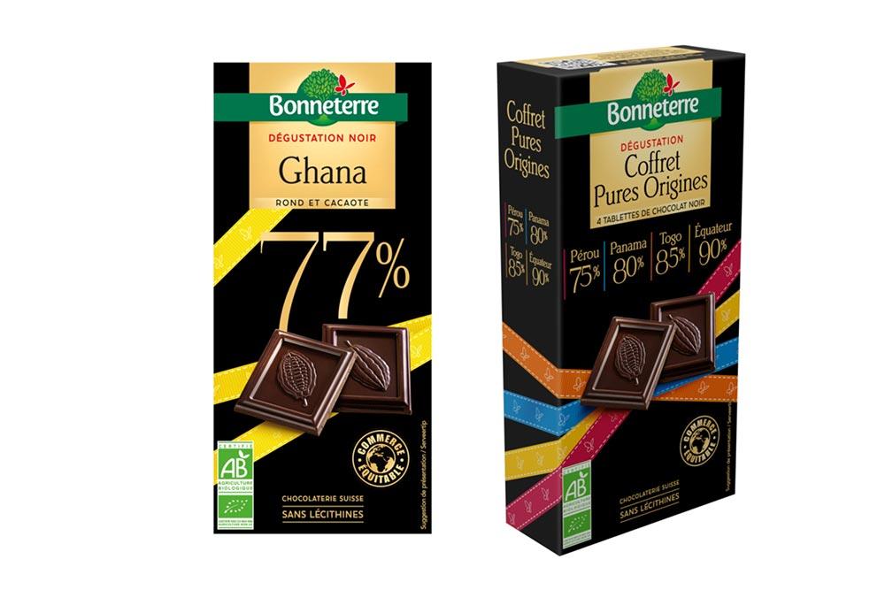 Noir Ghana 77%