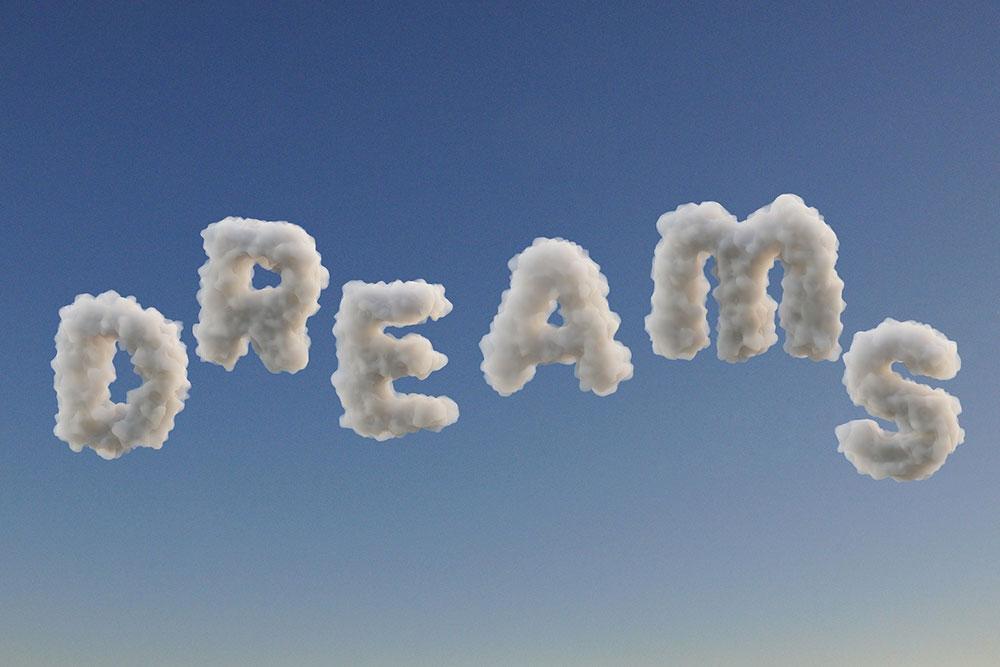 Faire de beaux rêves
