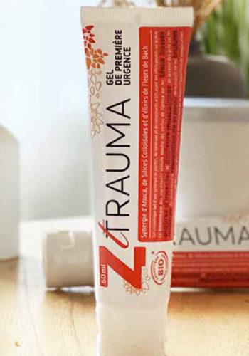 Laboratoire Mint-e - Z-Trauma pour soulager les douleurs articulaires et réparer la peau