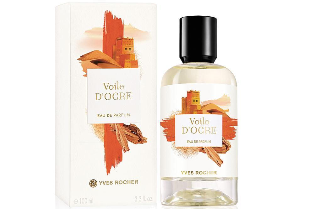 Voie d'Ocre - un parfum inspiré de la nature