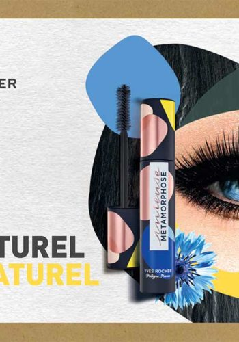 Naturel Surnaturel - avec le maquillage Yves Rocher