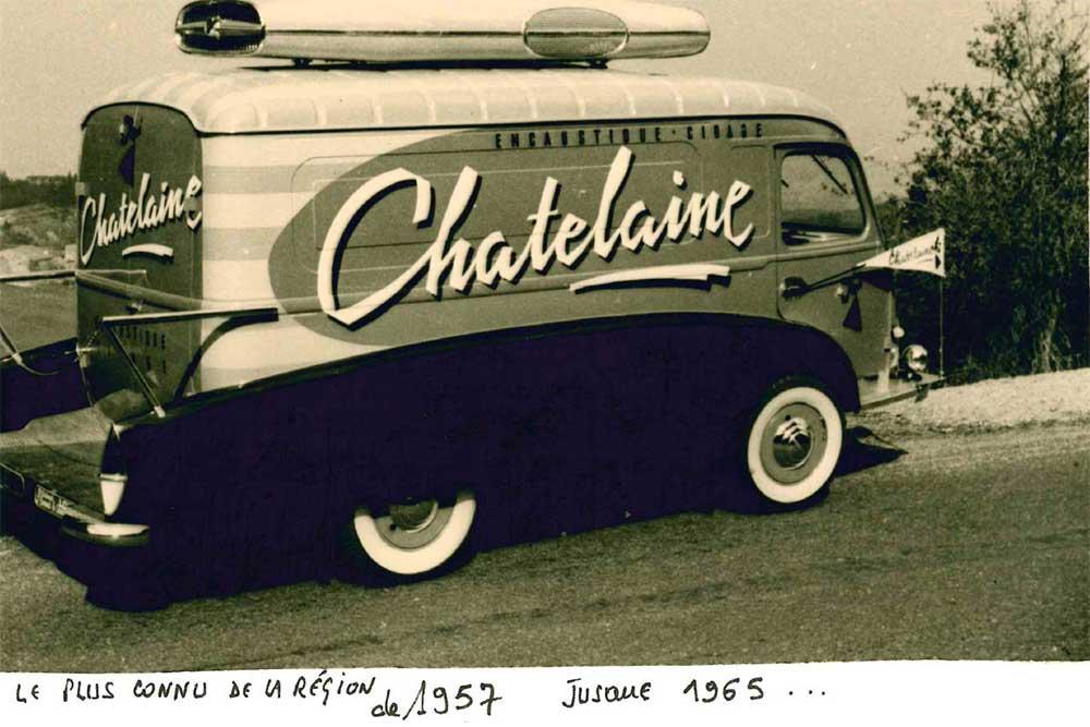 La Chatelaine - La marque historique de l'entretien des matériaux nobles.