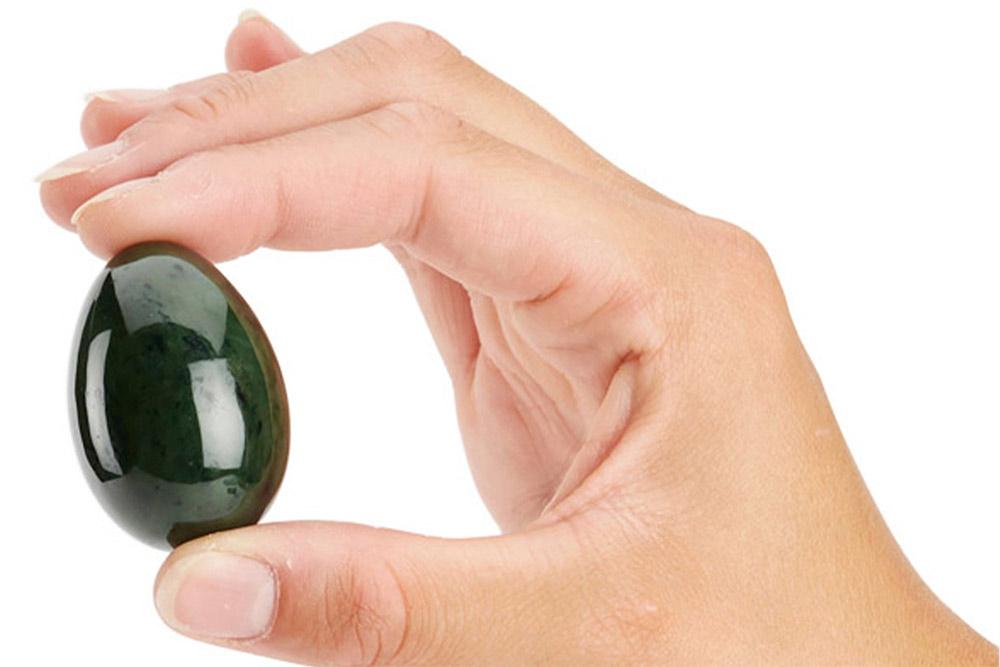 Sextoys - Oeuf de jade-pour-le-massage-Yoni