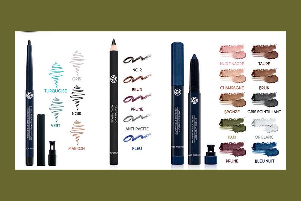 Naturel Surnaturel- avec la gamme de maquillage Yves Rocher