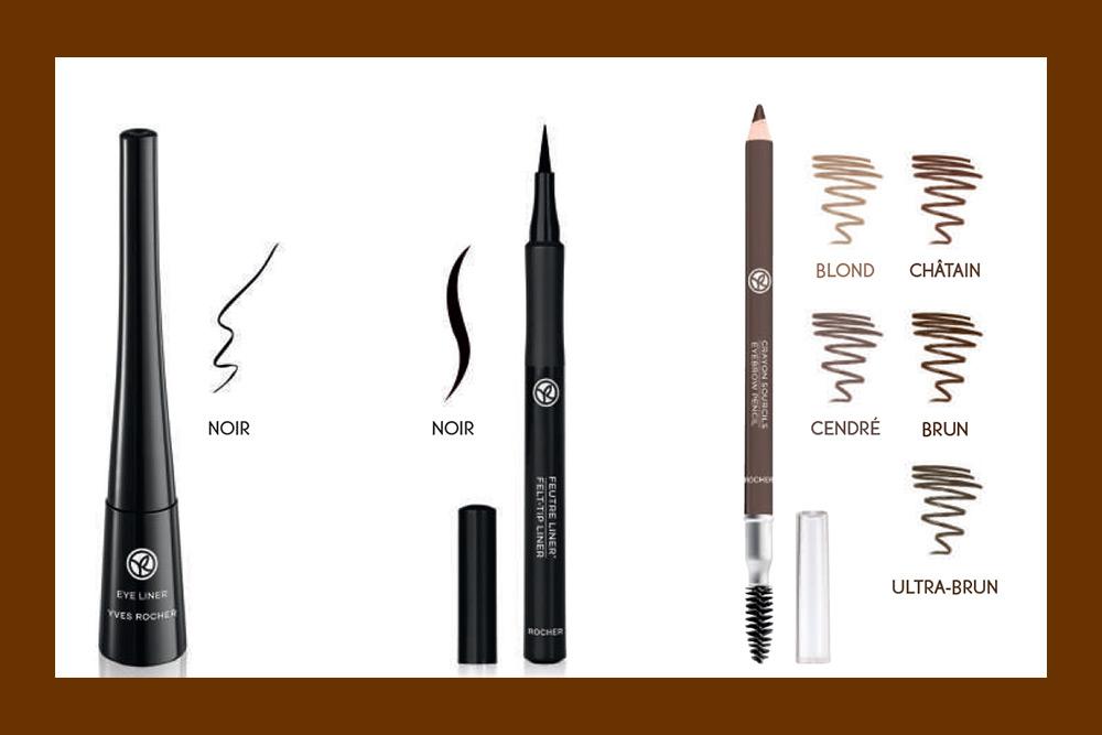 La nouvelle gamme de maquillage Yves Rocher