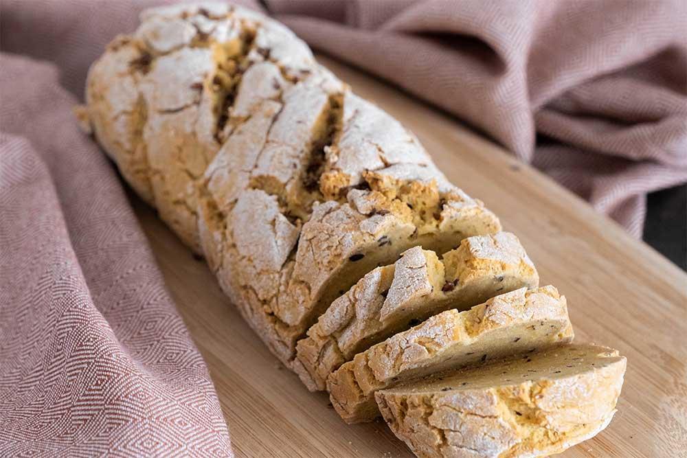 Du bon pain réalisé avec de la super farine de manioc
