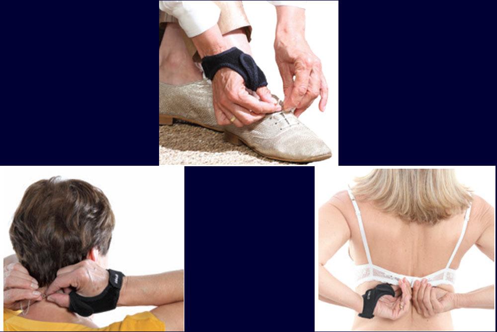 Les orthèses permettent de se servir de ses mains