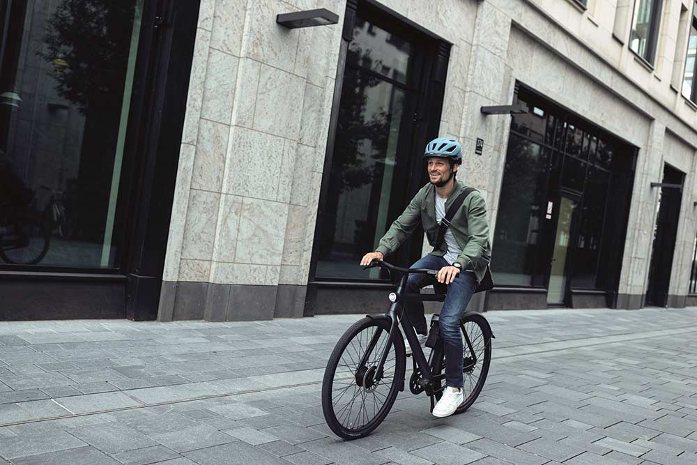 Le casque de vélo Pedelec 2.0