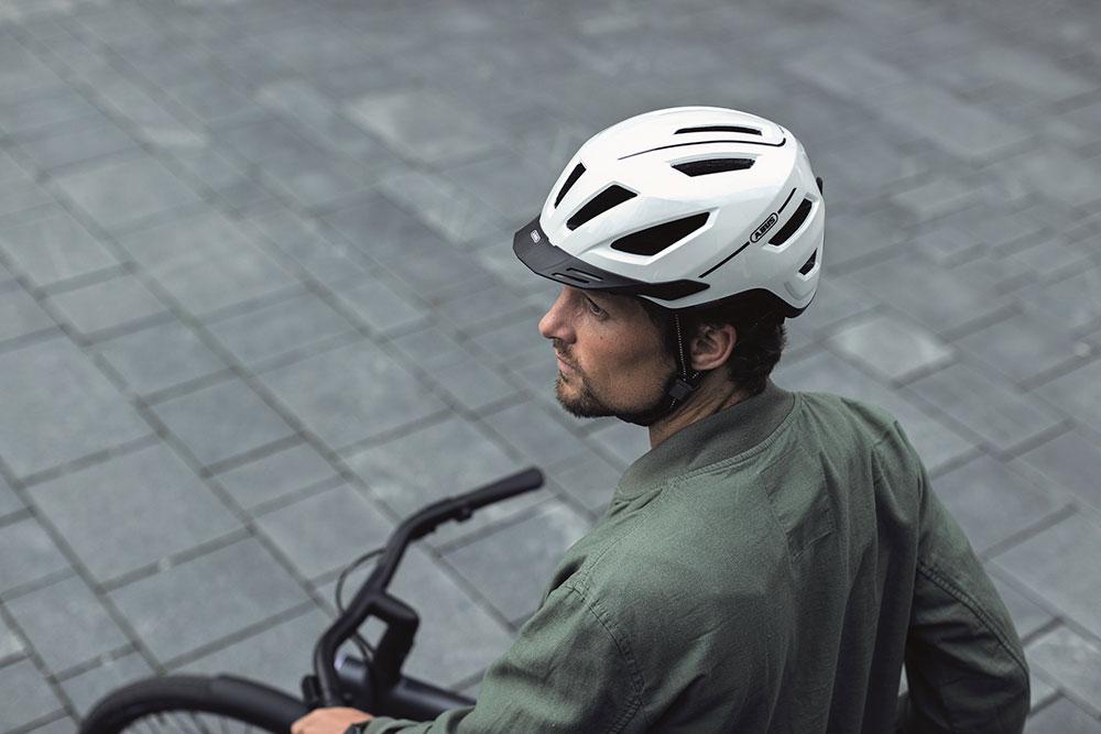 ABUS - Le casque de vélo Pedelec 2.0