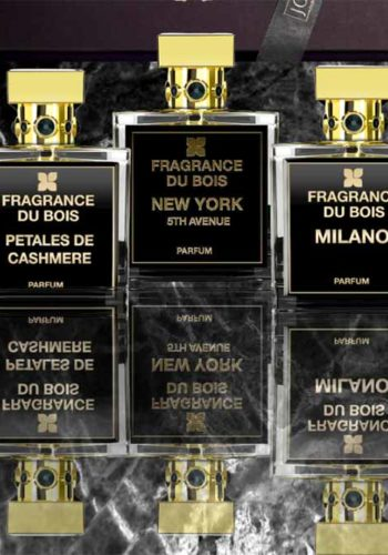 Parfums Jovoy, des essences rares et précieuses