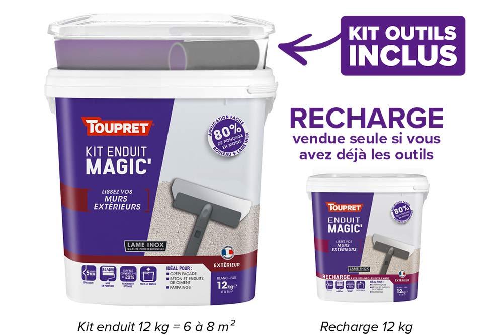 Toutpret - le kit Magic'Estérieur