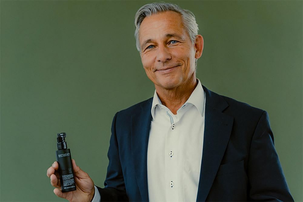 Natucain - un spray génial pour stopper la chute des cheveux
