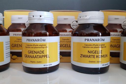 Pranarôm : les huiles végétales se déclinent en capsules