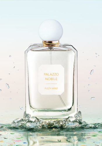 Fizzy Mint - Une eau de toilette Espérée Aromatique rafraîchissante