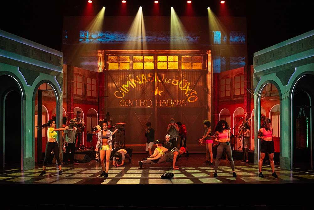 Soy de Cuba - un spectacle 100% cubain qui va vous faire passer une soirée inoubliable