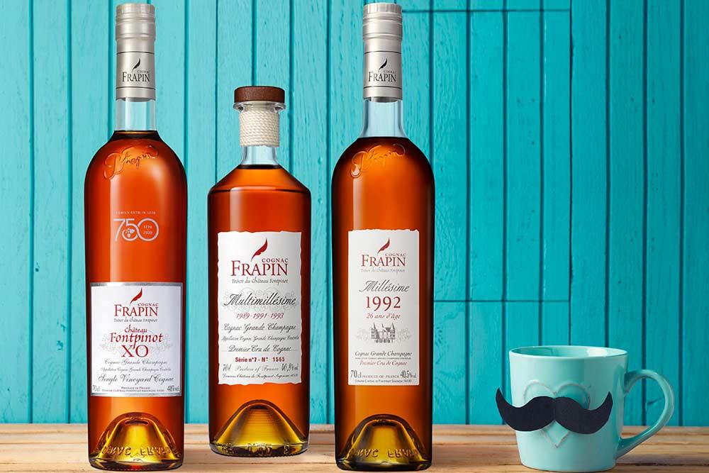 Des Cognacs d'une qualité exceptionnelle
