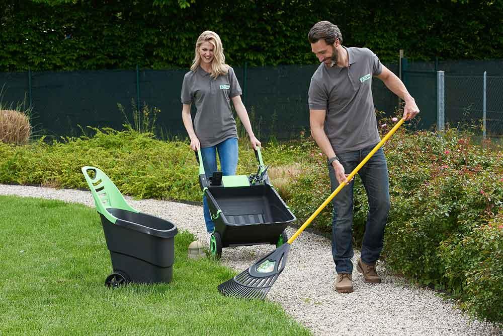 Jardiner pour rendre son jardin plus beau, c'est facile avec les outils Ribimex
