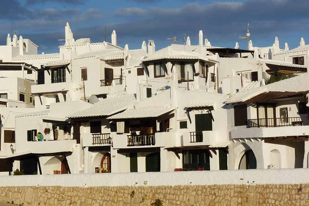Maisons de Binibequer