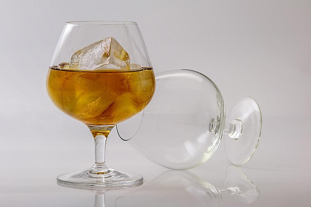 Un verre de Cognac