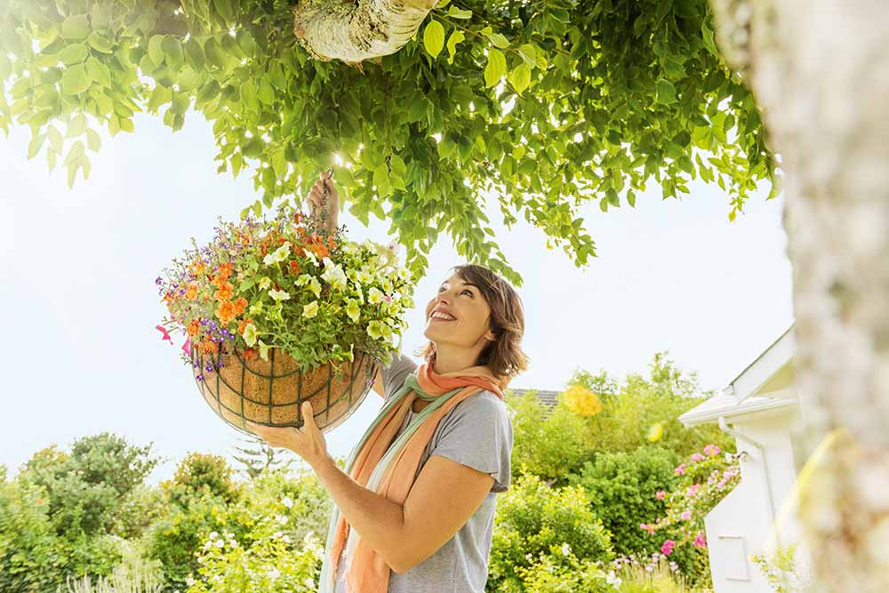 Solabiol - des terreaux pour les plantes en pot
