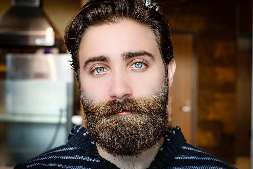 Hommes - les barbus se font beaux