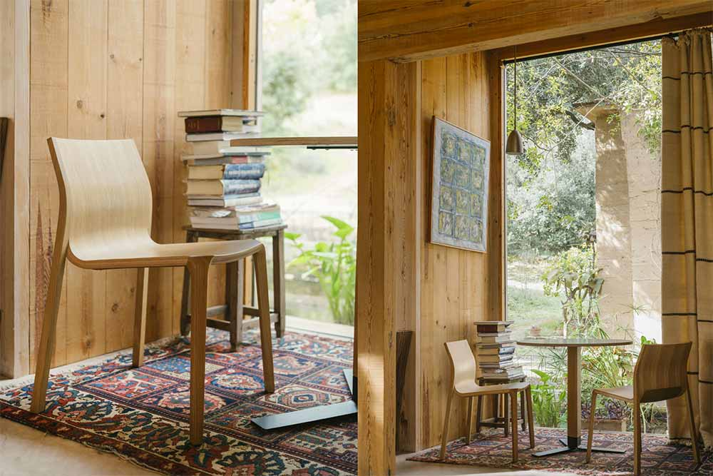 Ondarreta Brandbook conçoit des meubles confortables et design
