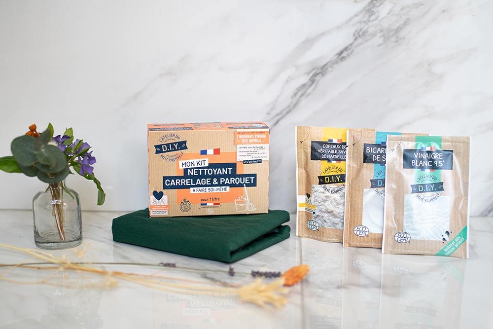 Naturopera - des produits a faire soi-même pour nettoyer la maison