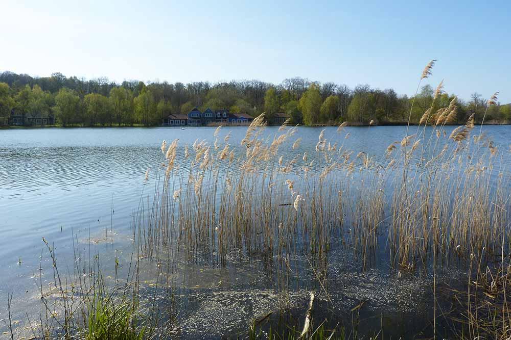 Laonnois - Le lac de l'Ailette.