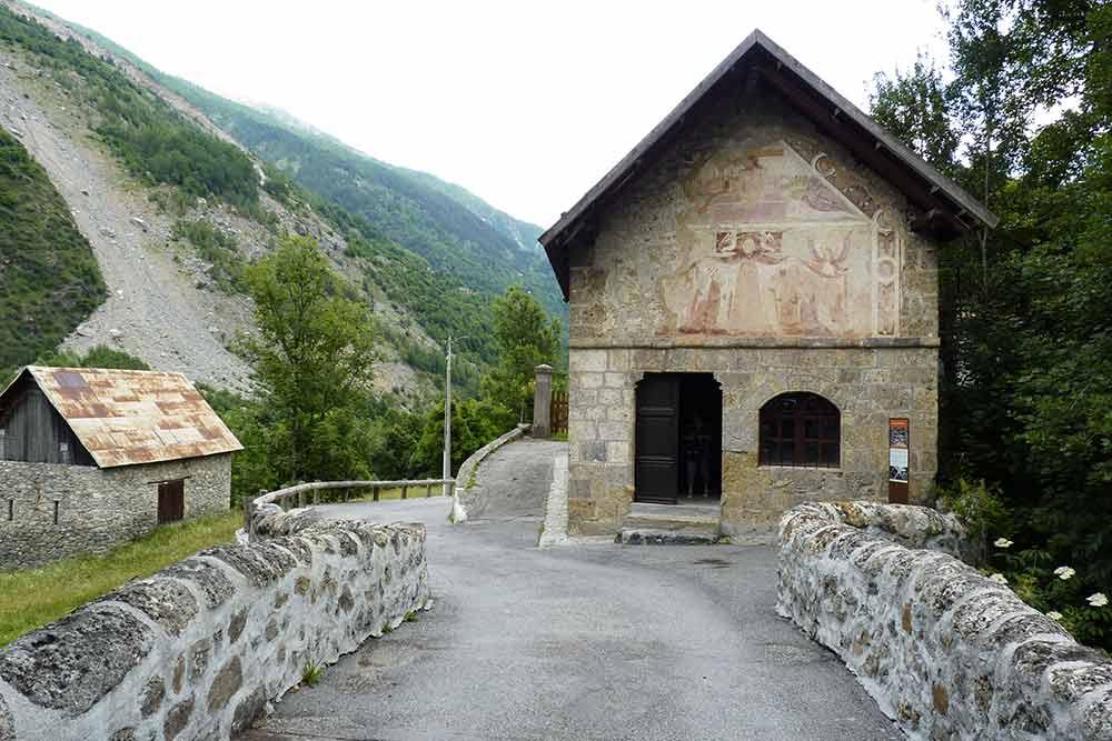La chapelle Saint-Sébastien