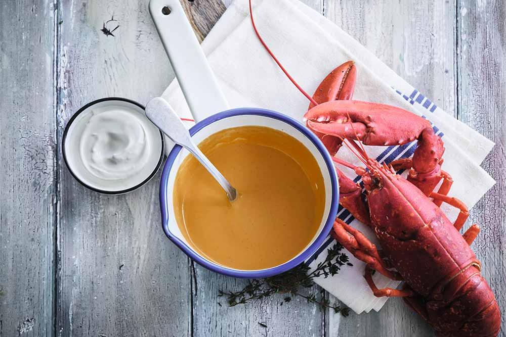 Sauce aux Crustacés