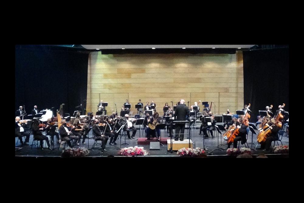 Liat Cohen et Haifa Symphony orchestra