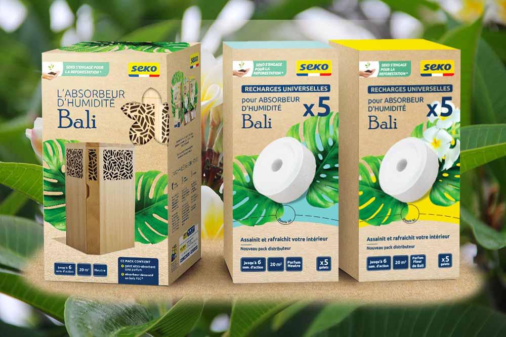 Absorbeur Bali et Recharge