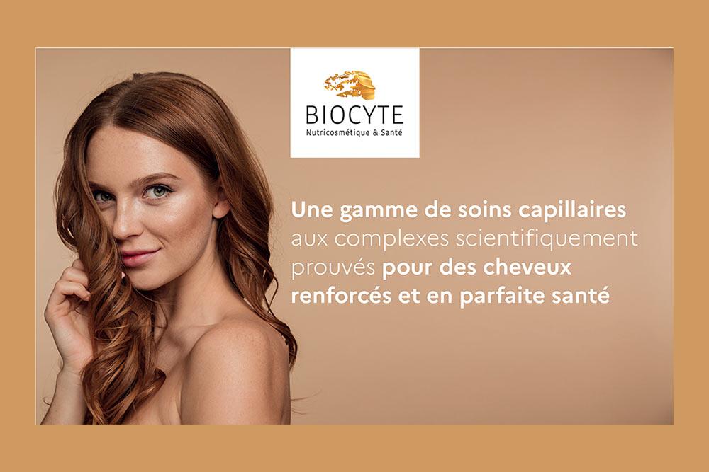 Biocyte : des soins à la Kératine pour la beauté et la santé de vos cheveux