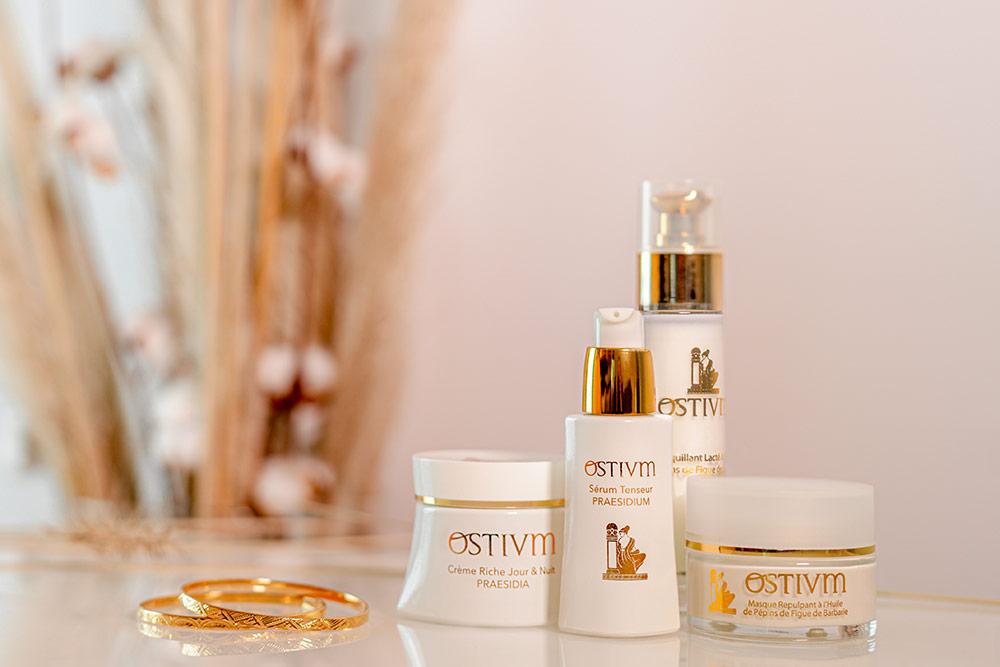 Ostium - une gamme de produits d'une qualité exceptionnelle