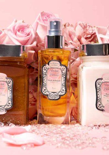 La Sultane de Saba et sa nouvelle gamme Rose