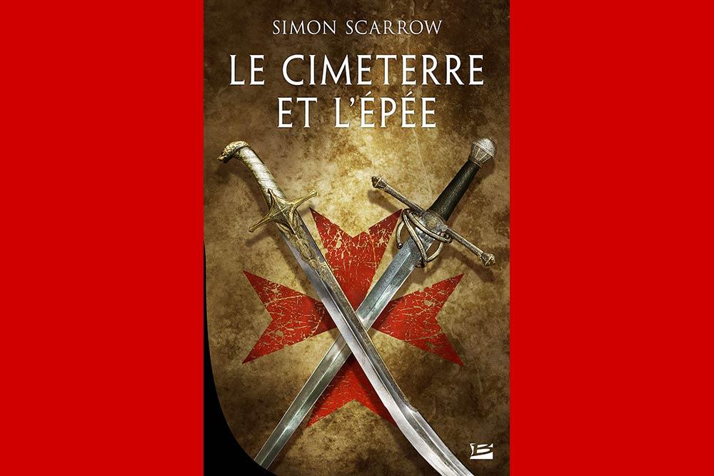 Bragelonne - Le Cimeterre et l'Epée